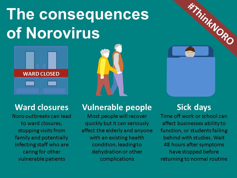 The consequences of Norovirus