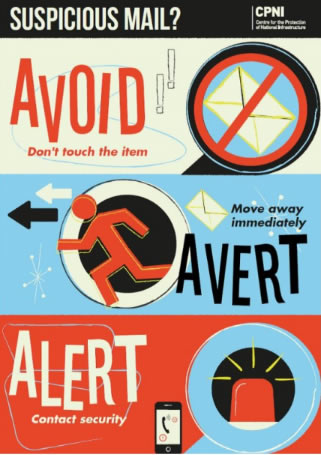 Avoid, avert, alert