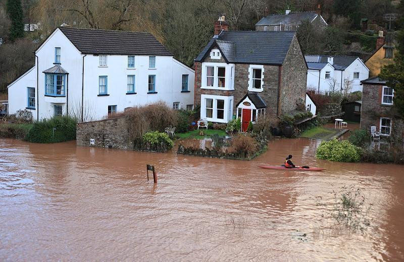 Why the best preparation for flooding  happens on dry days
