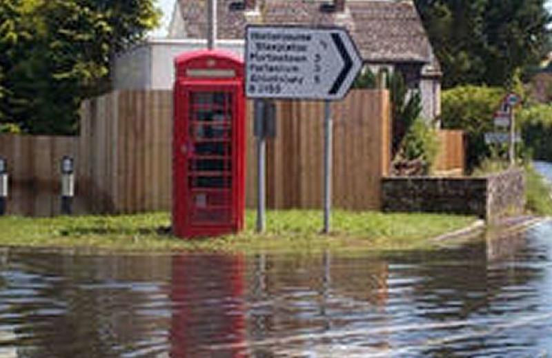 New groundwater flood warning service for Dorset and Wiltshire