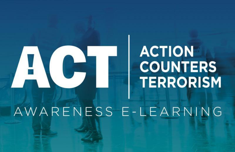 Free counter terrorism training for the public