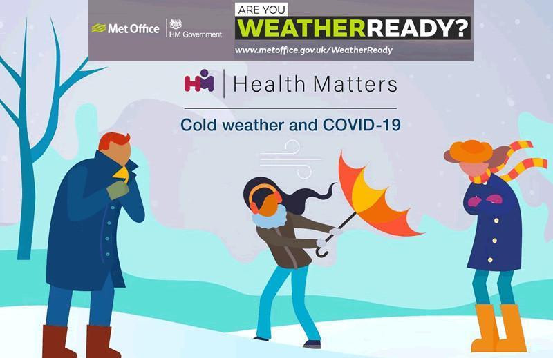 Cold weather and COVID-19