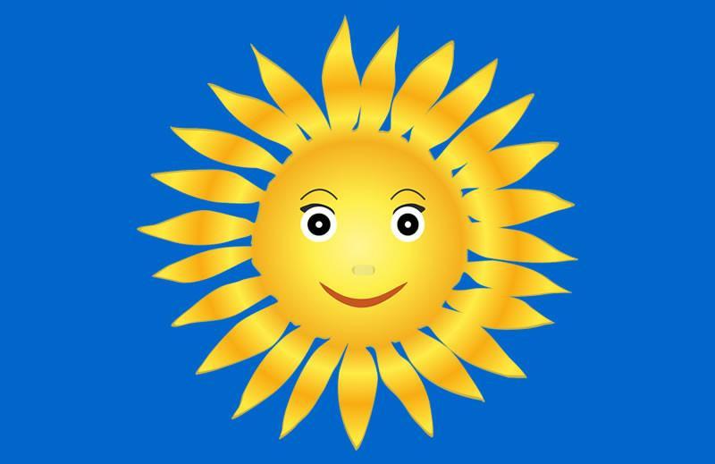 Be sensible in the sun
